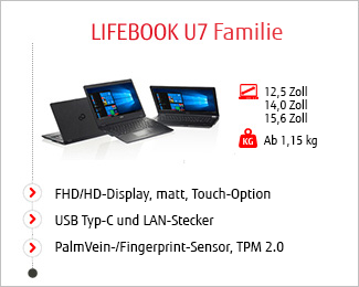 LIFEBOOK U Family