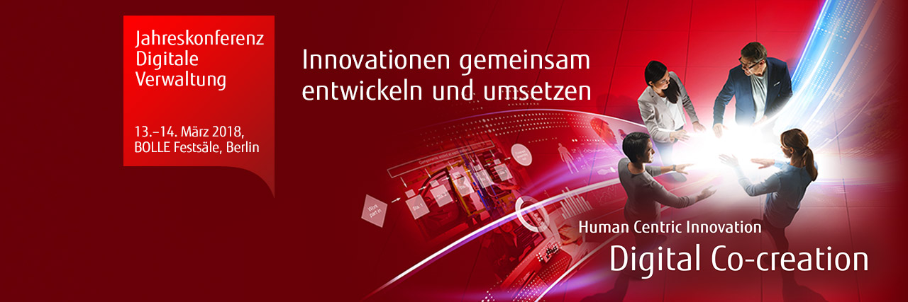 Fujitsu Forum 2017. Human Centric Innovation - Digital Co-creation