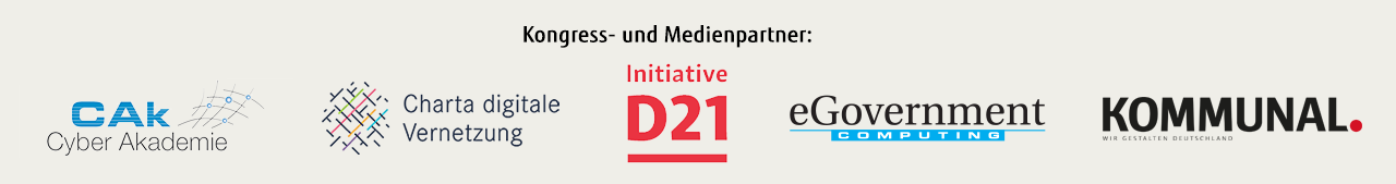 Kongress- und Medienpartner