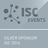 SILVER SPONSOR ISC2016