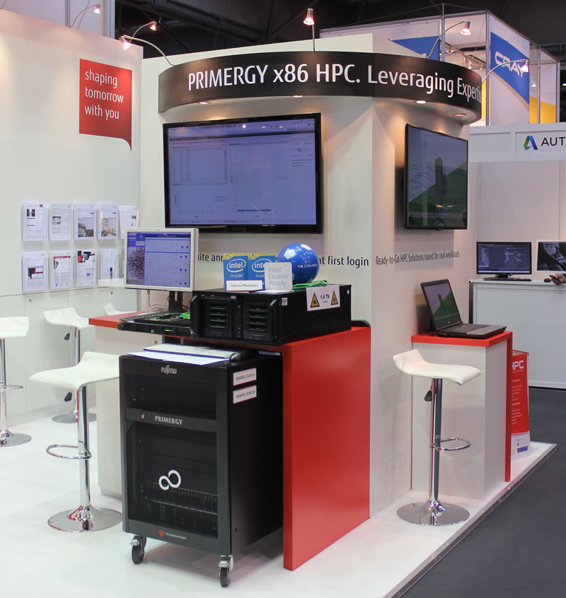 PRIMERGY x86 HPC & Silicon Photonics