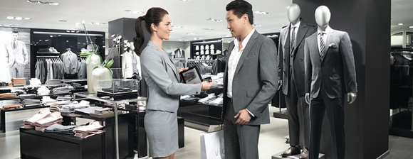 Fujitsu Retail Engagement Analytics