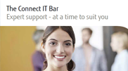 The Connect IT Bar