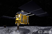 'Hayabusa' asteroid probe