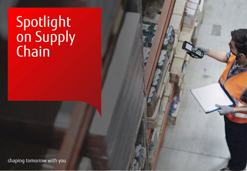 Spotlight on supply chain – a manufacturer's guide