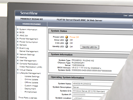 FUJITSU Software ServerView Integration packs