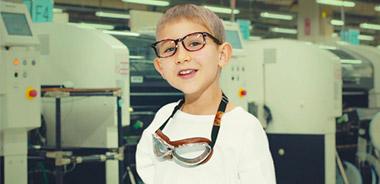 未来少年ジムが伝える「デジタル革新」シリーズ