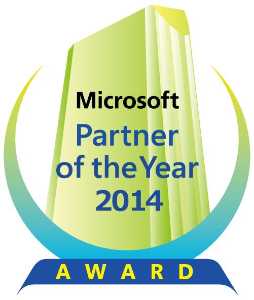 マイクロソフト ジャパン パートナー オブ ザ イヤー 2014