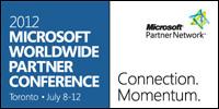 2012 Microsoft Worldwide Partner Award
