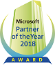 マイクロソフト ジャパン パートナー オブ ザ イヤー2018
