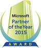 マイクロソフト ジャパン パートナー オブ ザ イヤー 2015