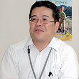 大久津 浩氏 農政企画課主幹(農政計画)