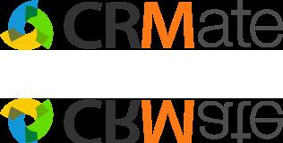 CRMateロゴ