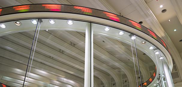 クラウド導入事例 株式会社ICJ様 東京証券取引所の写真