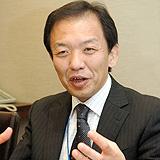 京葉ガス株式会社 ホームサービス部 ハウジング推進グループマネージャー 鈴木 弘行 氏の写真