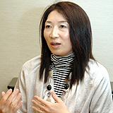 京葉ガス株式会社 ホームサービス部 ハウジング推進グループ ショールーム運営チーム 大田 陽子 氏の写真