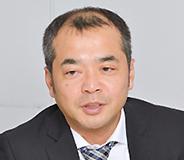 富士通株式会社 IT戦略本部 グローバルコミュニケーション基盤推進室 シニアマネージャー 吉田 貢久の写真