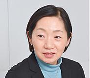 富士通株式会社 パートナービジネス本部 ビジネス戦略統括部 商品企画&プロモーション部 宇野 久美の写真