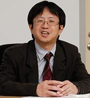 富士通株式会社 プラットフォーム技術本部 企画統括部 村上 行弘の写真