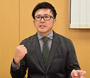 株式会社ヒマラヤ 販売チャネル統括部 販売チャネル統括チーム チーフマネージャー 木村 久和 氏の写真