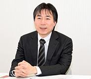 大分合同新聞社 メディア・ソリューション局長 兼 インタラクティブ・メディア・センター長 小山田 啓之 氏の写真