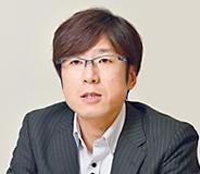 株式会社東京スター銀行 リテール企画グループ/リテールシステム企画チーム ヴァイスプレジデント 杉山 宜史 氏の写真