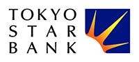 東京スター銀行様のロゴマーク
