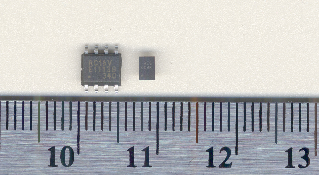 Fujitsu Introduces Ultra-Low-Power 16KBit FRAM In New Small SON-8 ...