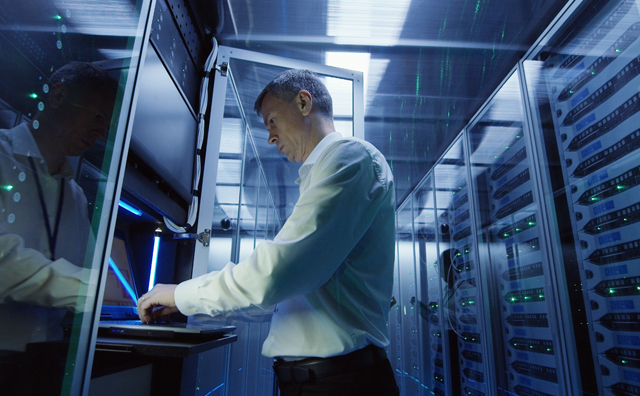 Automating Data Center Operations