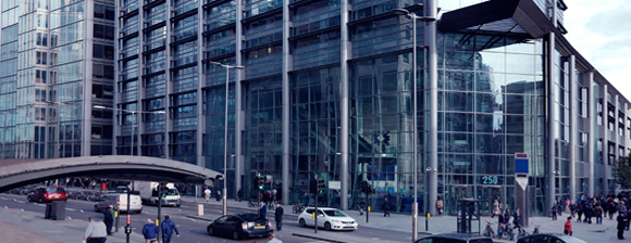 The RBS Building, Bishopsgate London