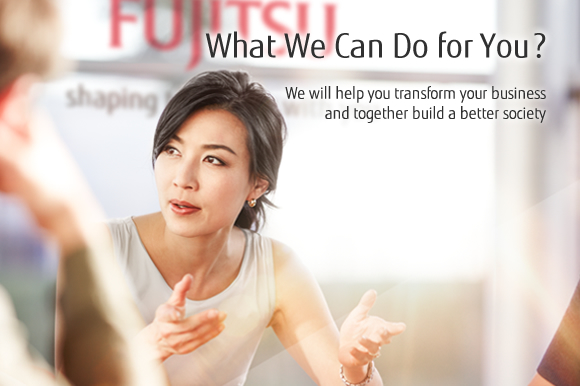 What We Can Do for You? We will help you transform your business and together build a better society