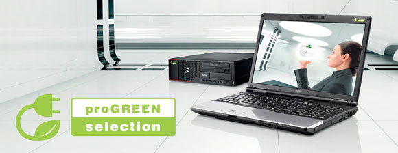 Fujitsu proGREEN selection Family