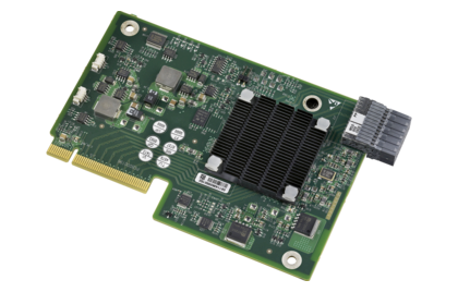 PRIMERGY IB Mezzanine Card 40 GB 2 Port - side
