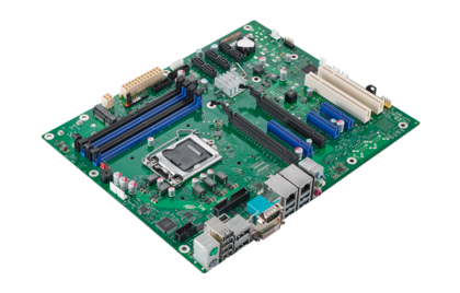 Mainboard D3446-S - side view