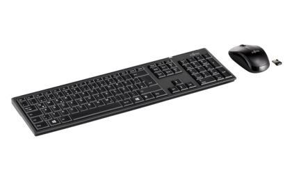 Wireless Keyboard Set LX390