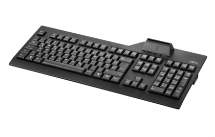 Keyboard KB SCR - black