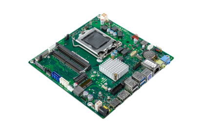 Mainboard D3474-B - side view