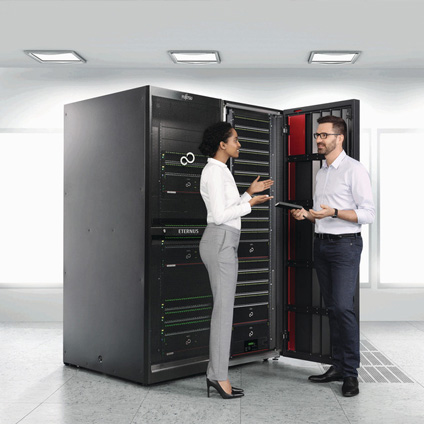 IT products and solutions for a digital world : Fujitsu EMEIA