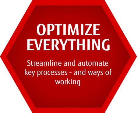OPTIMIZE EVERYTHING