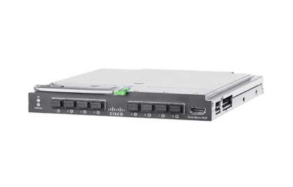 PRIMERGY BX Ethernet FEX 10Gbit/s 16/8 (Cisco Nexus B22F) side