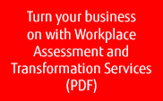 Workplace Assessment and Transformation Services