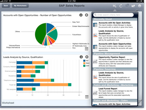 Business Intelligence SAP