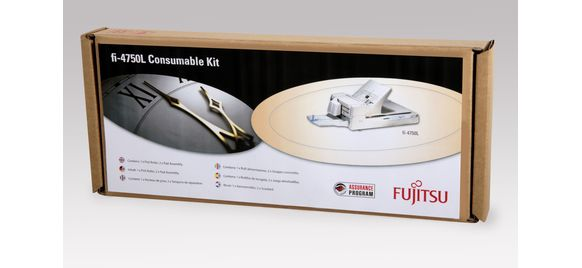 fi-4750L consumable kit from Fujitsu