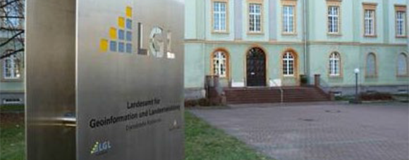 LGL Sign infront of the LGL Building