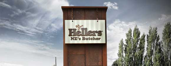 Hellers Butchers