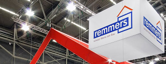 Remmers exhibition stand