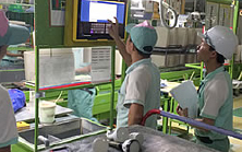 Fujitsu IoT Innovates Production in TOTO Vietnam's Factory