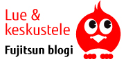 Fujitsun Easy blogi