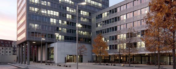 munich re building