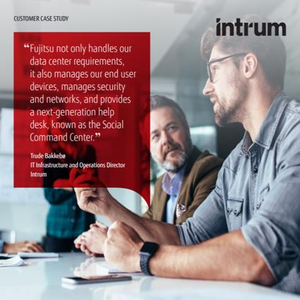 Customer Story:Intrum